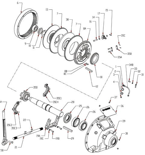 u0026 39 1998 toyota camry suspension exploded view u0026 39